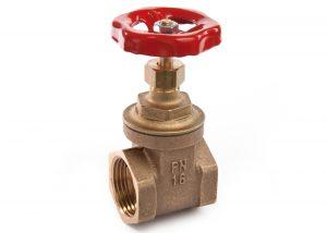 210 Saracinesca bronzo tipo normale Bronze gate valve normal type FxF PN16