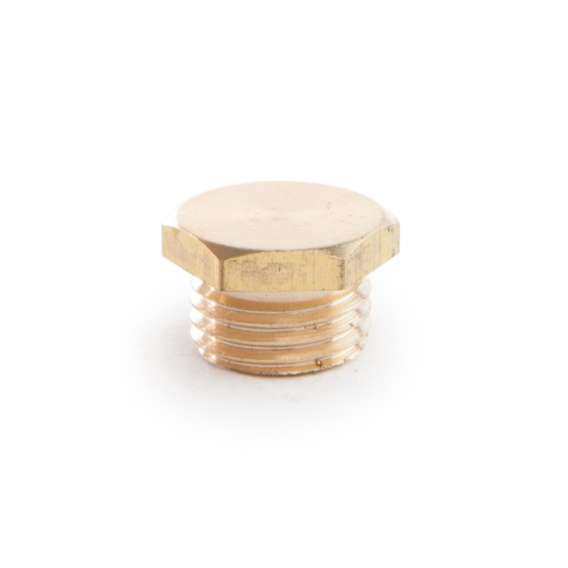 23T Tappo giallo per saracinesca 230 Plug for gate valve 230 brass finishing spare parts accessori ricambi