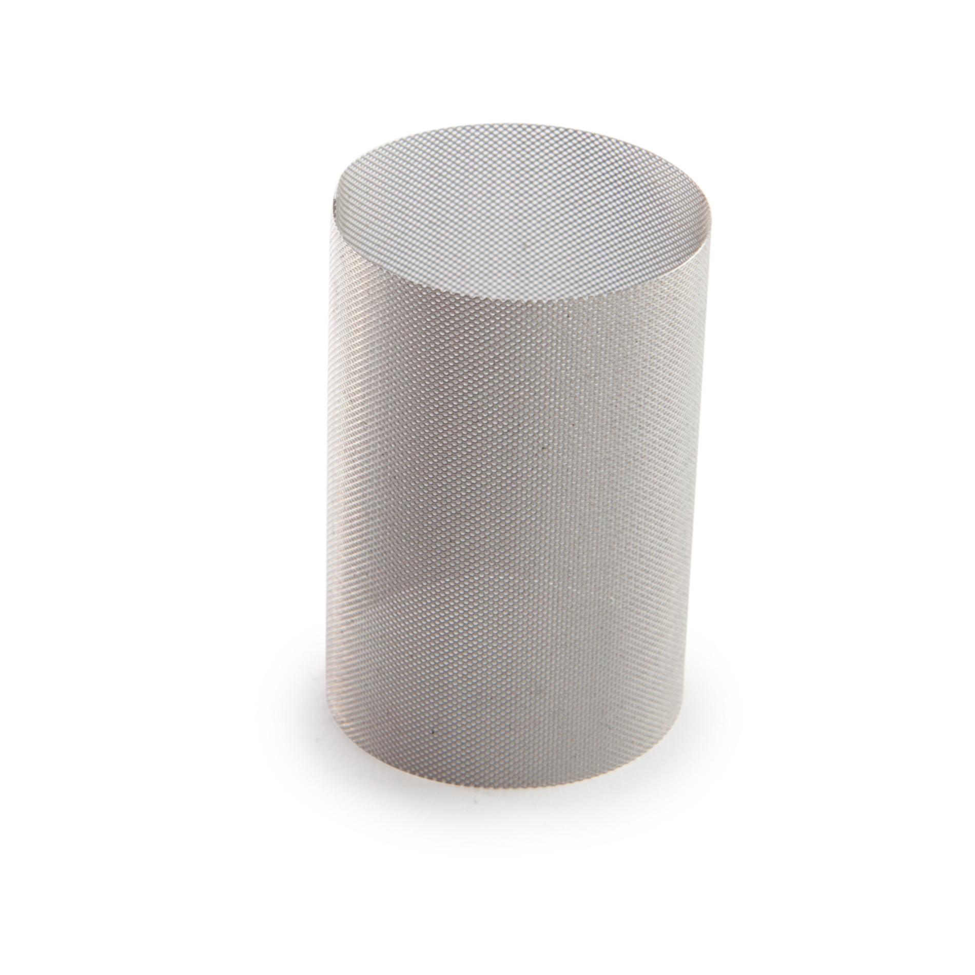 43R Cartuccia di ricambio, in acciaio INOX AISI 304L per raccoglitori di impurità per articolo Stainless steel filter for strainersfor item 413 spare parts accessori ricambi