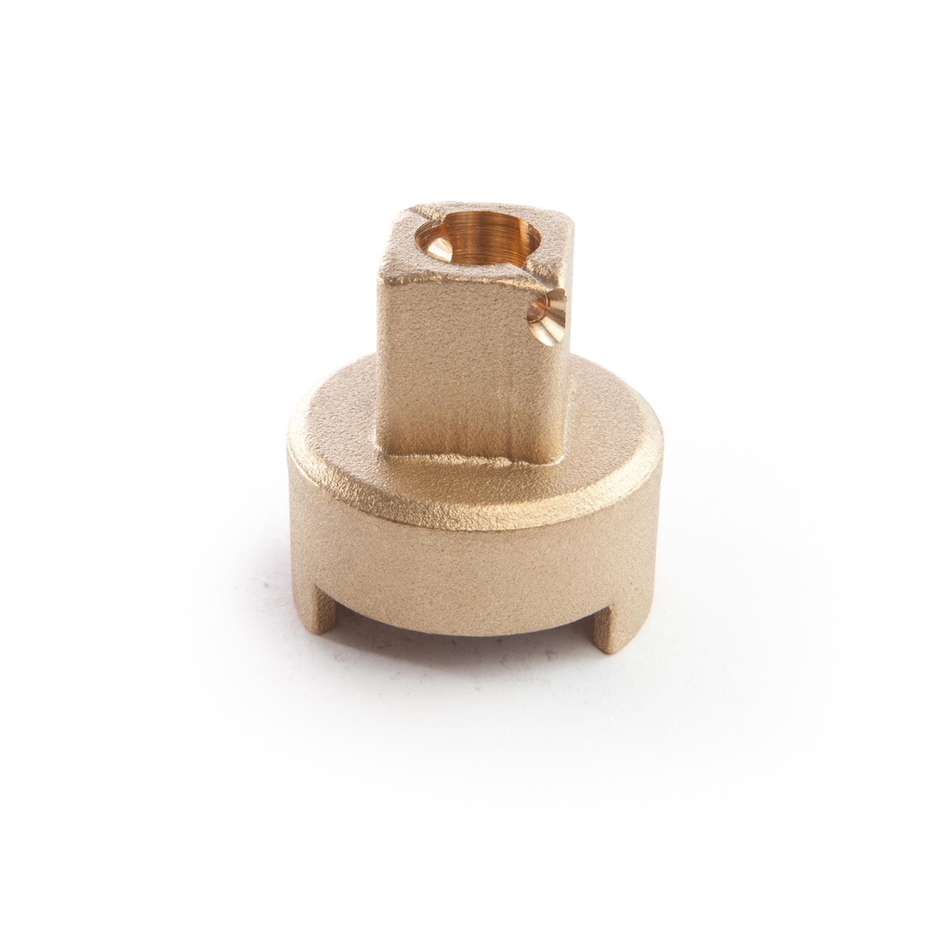 A07 Testa di comando per articoli Lockable square head for item 068-681 spare parts